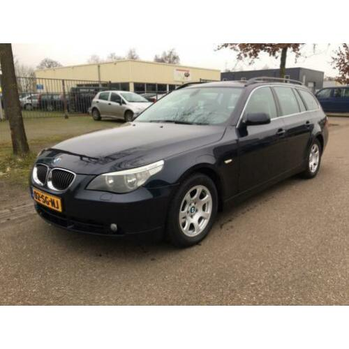 BMW 5-serie Touring 525d Business